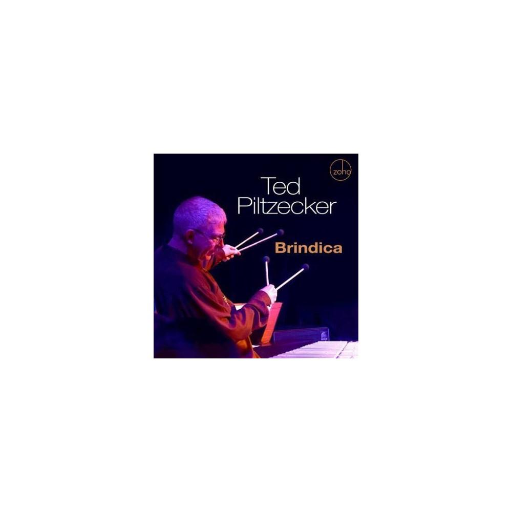 Ted Piltzecker - Brindica (CD)
