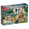 LEGO Jurassic World Triceratops Rampage Theme Park Building Set with Toy Dinosaur Figure 75937 - image 4 of 4