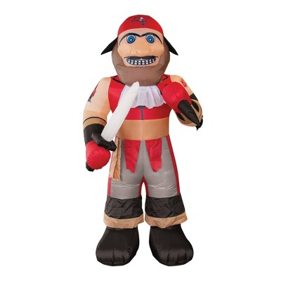 NFL Tampa Bay Buccaneers 7' Inflatable LED Mascot