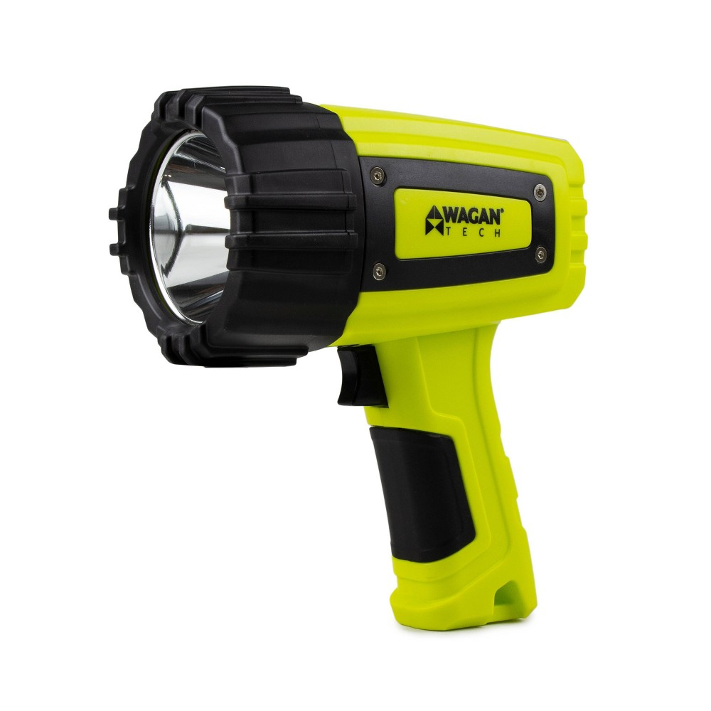 Image of Wagan R600 LED Rechargeable Spotlight - Yellow