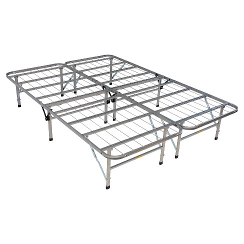 Bedder Base Full Bed Support -Silver - Hollywood Bed - image 1 of 1