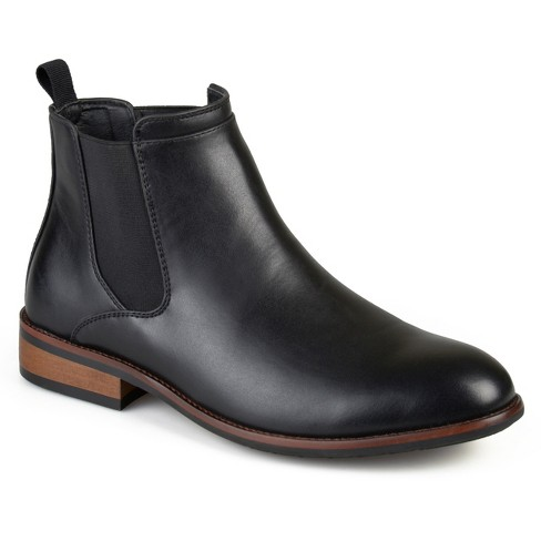 Men's Vance Co. Landon Round Toe High Top Dress Boots - image 1 of 5