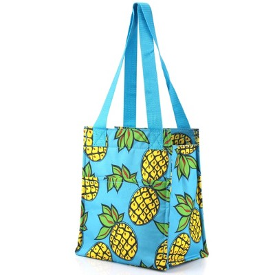 Zodaca Insulated Lunch Bag Cooler Picnic Travel Food Box Women Tote Zipper Carry Bags