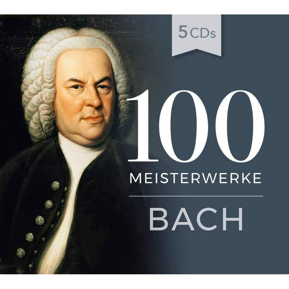 Bach Johann Sebastia 100 Meisterwerke Bach Cd