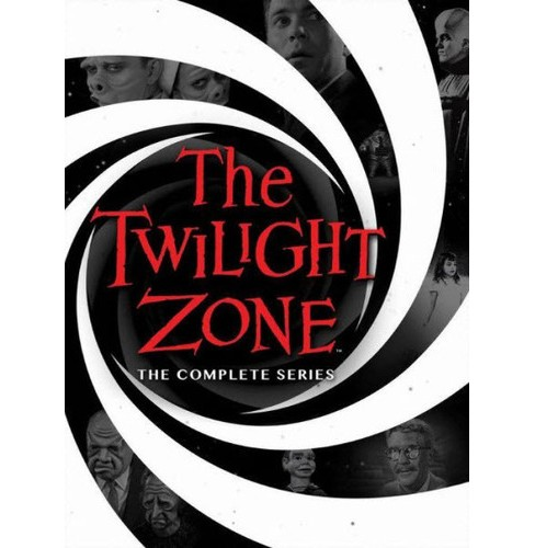 Twilight Zone: The Complete Series (DVD) - image 1 of 1