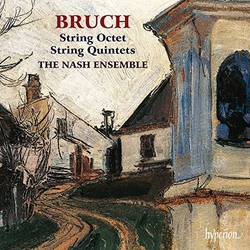 Nash Ensemble - Bruch:String Quintets & Octet (CD) - image 1 of 1