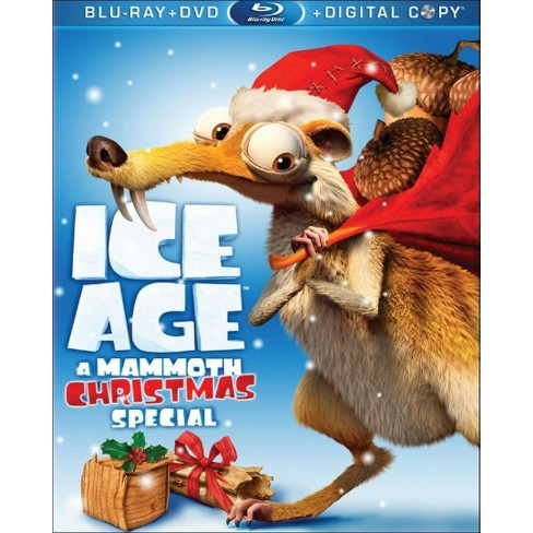 Ice Age: A Mammoth Christmas Special (Blu-ray) - image 1 of 1