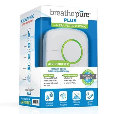 As Seen on TV Breathe Pure Portable Air Purifier