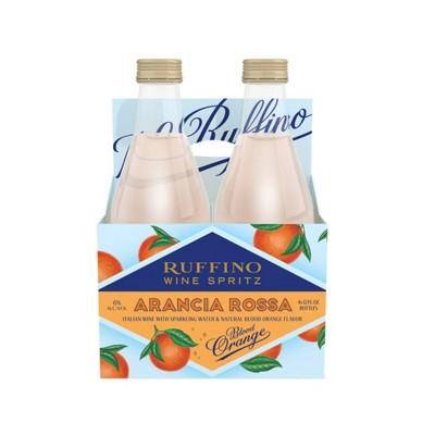 Ruffino Arancia Rossa Blood Orange Wine Spritzer - 4pk/355ml Bottles