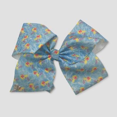 Girls' Nickelodeon JoJo Siwa Mermaid Bow Hair Clip - Blue