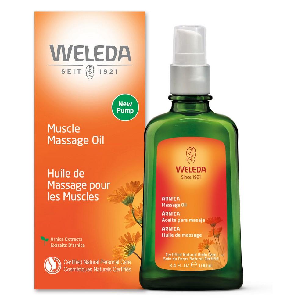 Weleda Muscle Massage Oil - 3.4 fl oz