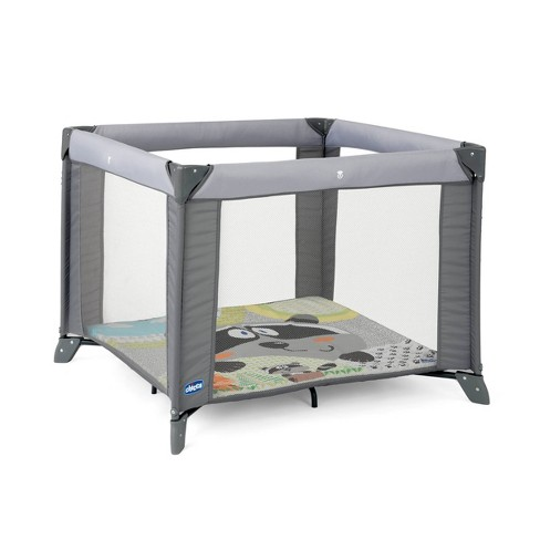 Chicco Tot Quad Portable Lightweight Machine Washable Square Playpen - image 1 of 4