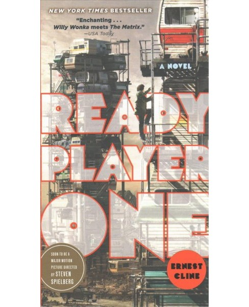 Ready Player One (Reprint) (Paperback) (Ernest Cline) - image 1 of 1