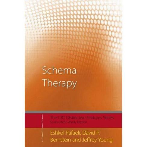 Schema Therapy - (CBT Distinctive Features) by  Eshkol Rafaeli & David P Bernstein & Jeffrey Young - image 1 of 1
