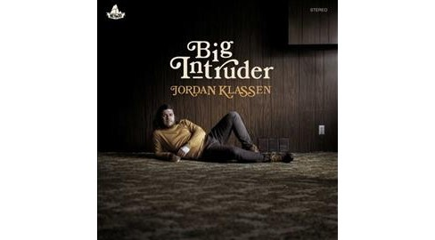 Jordan Klassen - Big Intruder (CD) - image 1 of 1