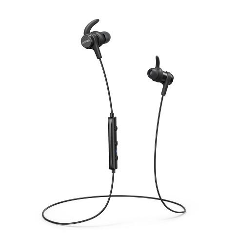 Anker SoundBuds Flow Bluetooth Headphones - Black   Target 9eb9aac14916b