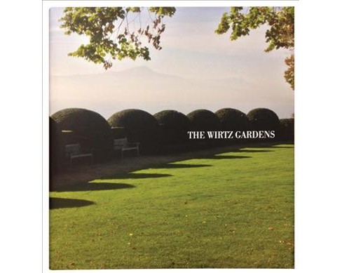 Bertrand Limbour : The Wirtz Gardens -   Book 3 (Hardcover) - image 1 of 1