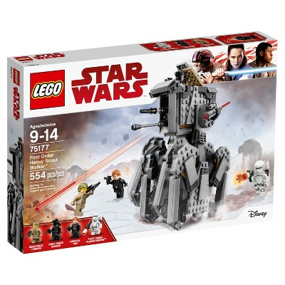 LEGO® Star Wars™ First Order Heavy Scout Walker™ 75177