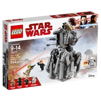 LEGO® Star Wars™ First Order Heavy Scout Walker™ 75177