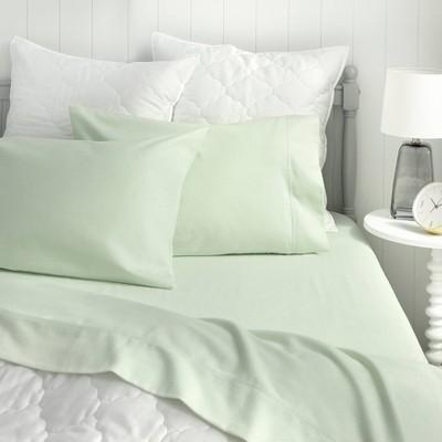 Herringbone Flannel Sheet Set - Martha Stewart