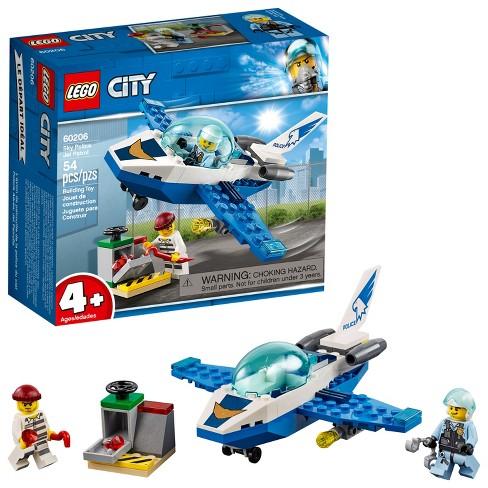 LEGO City Sky Police Jet Patrol 60206 - image 1 of 4