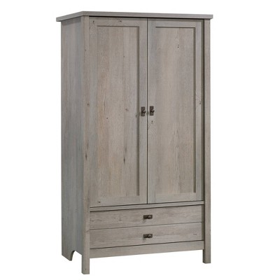 Cottage Road Armoire Mystic Oak - Sauder