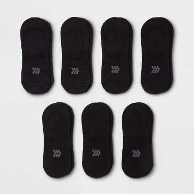 Women's Lightweight 6+1 Bonus Pack Liner Athletic Socks - All in Motion 4-10