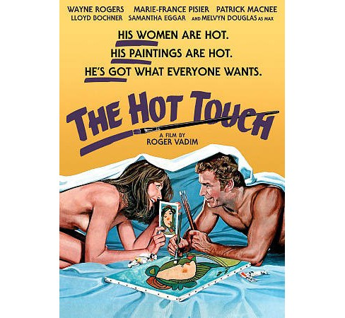 Hot Touch (DVD) - image 1 of 1