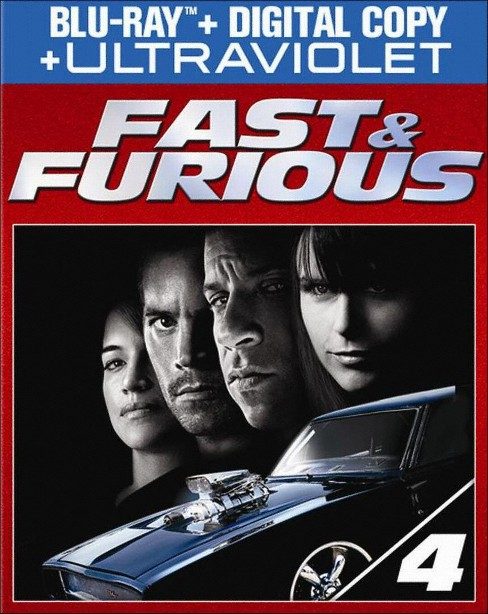 Fast & Furious (Includes Digital Copy) (UltraViolet) (Blu-ray) - image 1 of 1