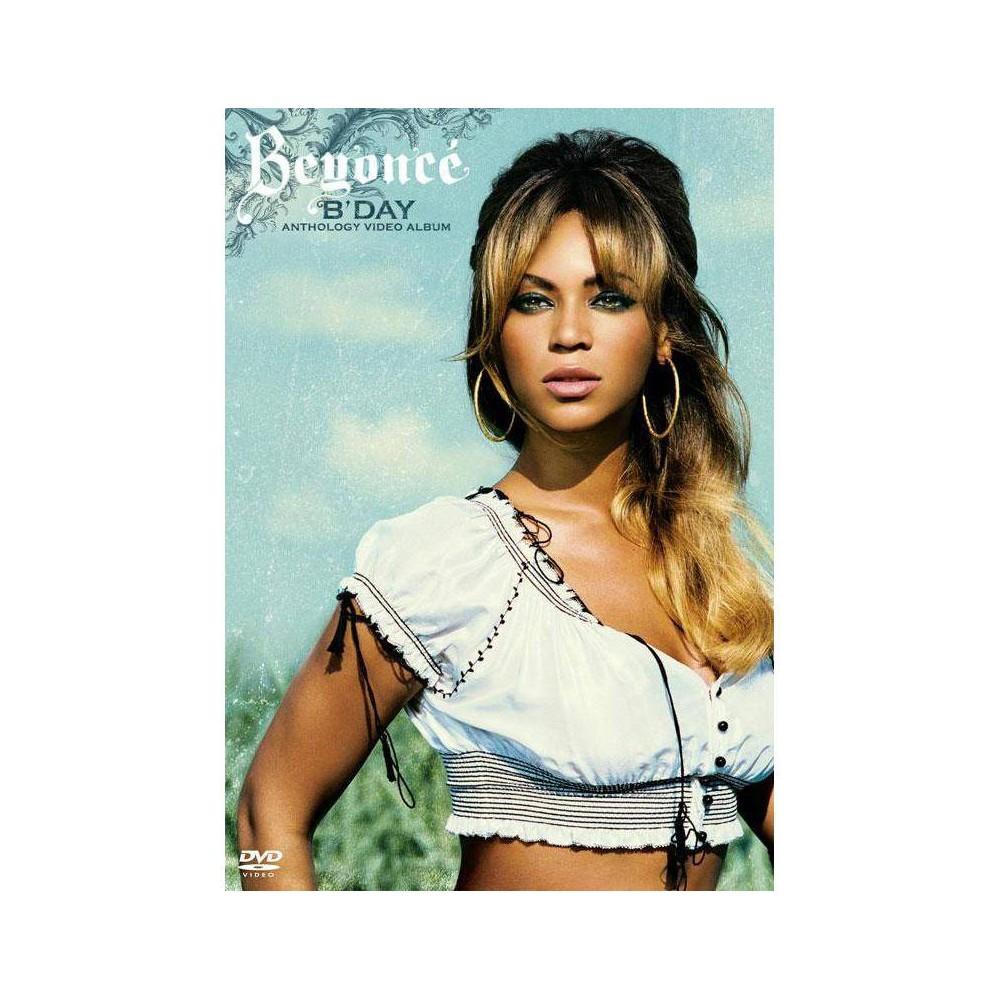 Beyonce B 39 Day Anthology Video Album Dvd