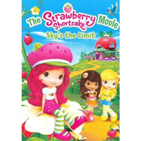 The Strawberry Shortcake Movie: Sky's the Limit (dvd_video) - image 1 of 1