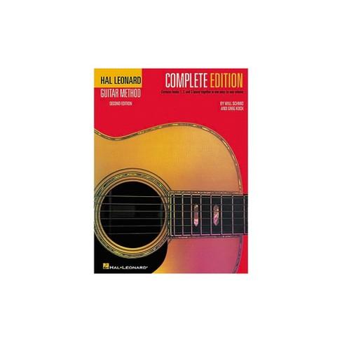 Hal Leonard Guitar Method, Second Edition - Complete Edition - image 1 of 1