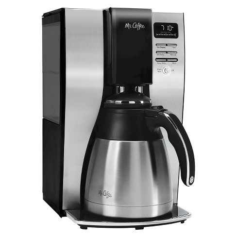 Mr. Coffee® 10 Cup Programmable Thermal Coffee Maker ...