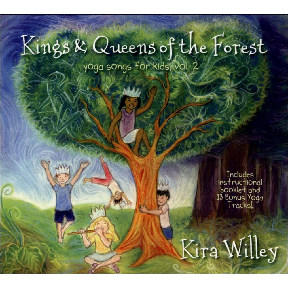 Kira Willey - Kings & Queens Of The Forest:Yoga V2 (CD)