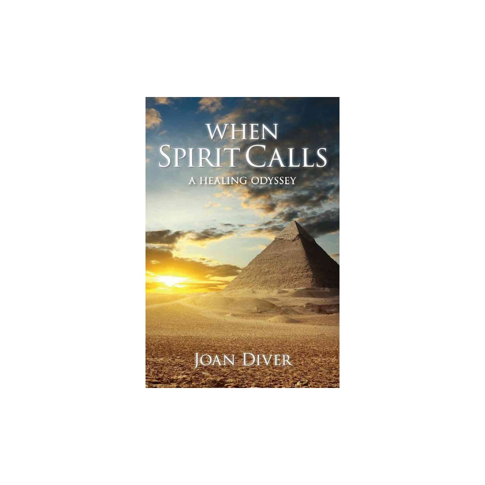 When Spirit Calls : A Healing Odyssey - by Joan Diver (Paperback)