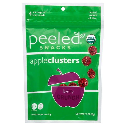Peeled Berry Apple Clusters 2.1oz - image 1 of 1