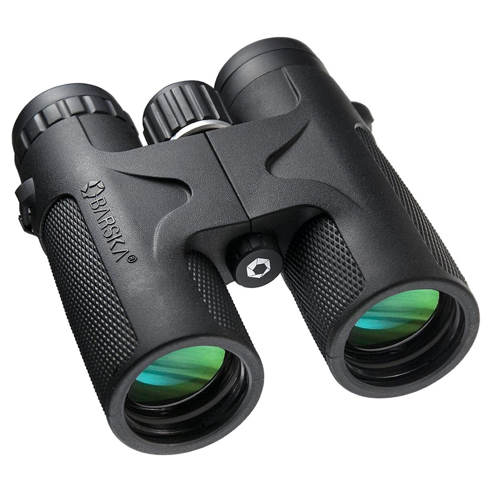 Barska 10x42mm Waterproof Blackhawk Bak-4 Binocular - Black