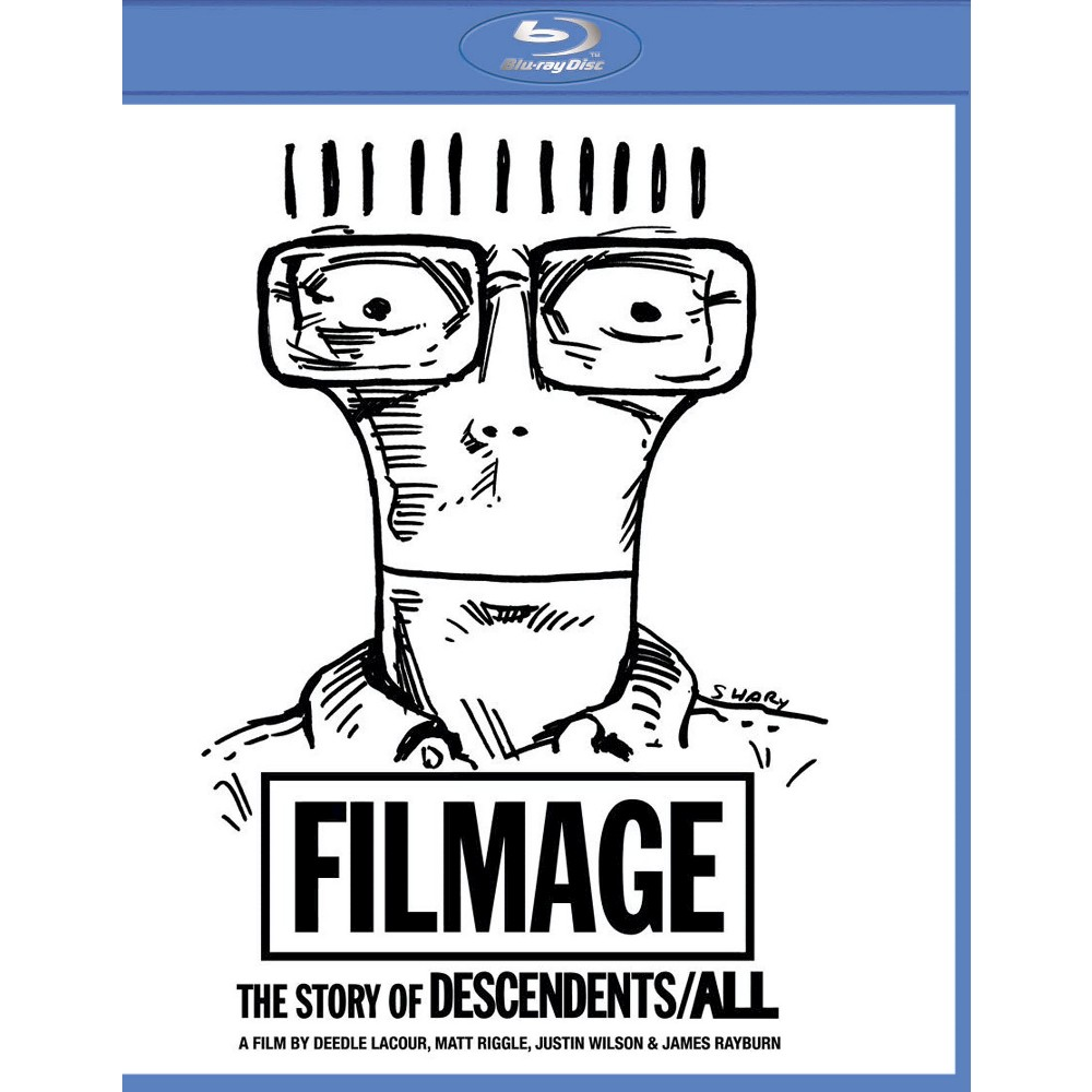 Filmage:Story Of Descendents/All (Bd/ (Blu-ray)