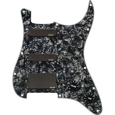 EMG EMG-SL20 Steve Lukather Prewired Pickguard/Pickup Set Black