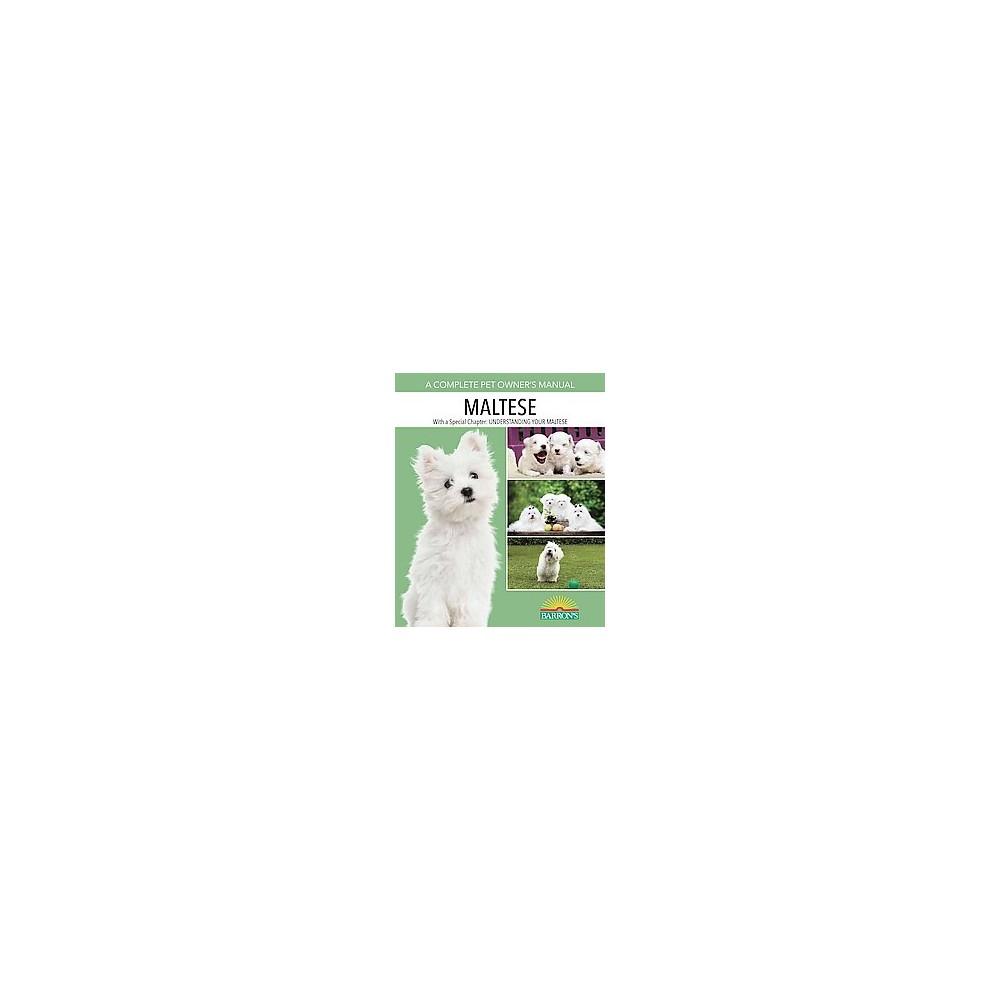 Maltese (Paperback) (Joe Fulda & Betsy Siino)
