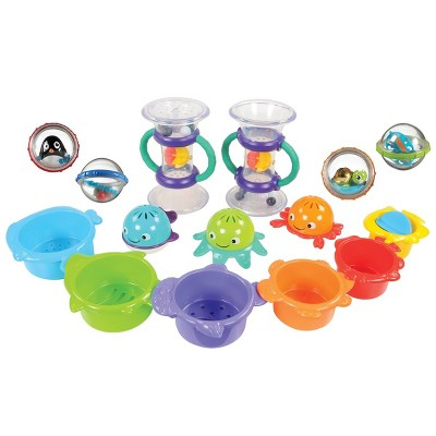 Kaplan Early Learning Co. Infant and Toddler Fun Water Play Kit