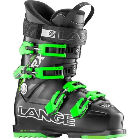 Lange RX 80 Wide S.C. Junior Ski Boots 2017