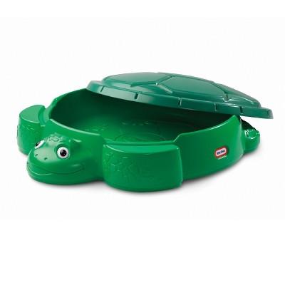 Little Tikes Turtle Sandbox - Green