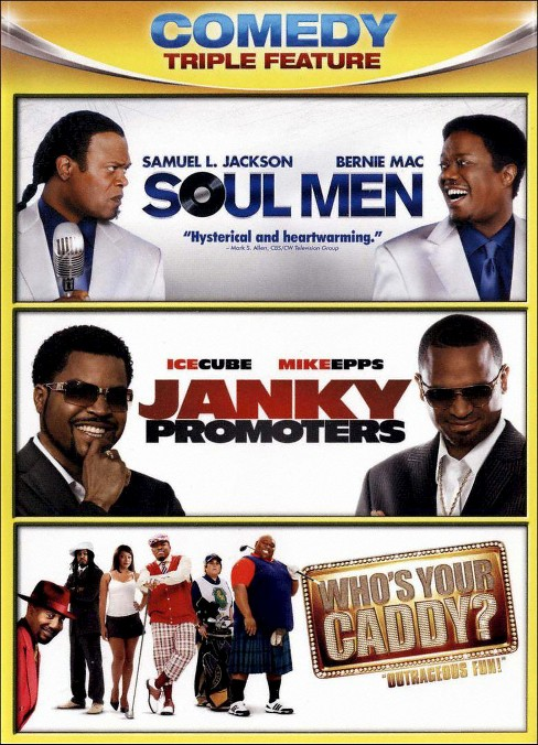 Soul men/Janky promoters/Who's your c (DVD) - image 1 of 1