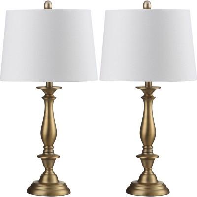 Brighton Candlestick Table Lamp (Set of 2)  - Safavieh