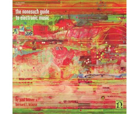 Paul Beaver - Nonesuch Guide To Electronic Music (5 (Vinyl) - image 1 of 1
