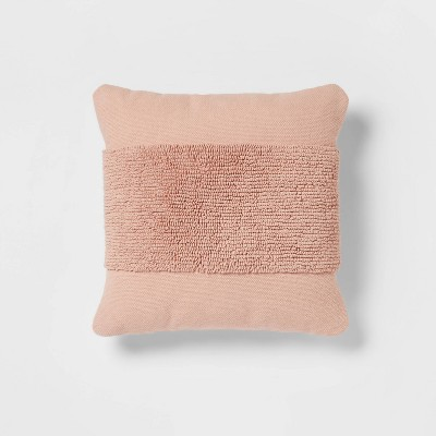 Modern Tufted Square Throw Pillow - Project 62™