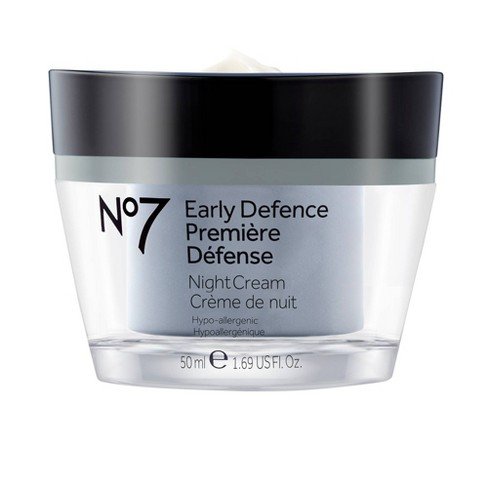 No7 Early Defence Night Cream - 1.6oz - image 1 of 4