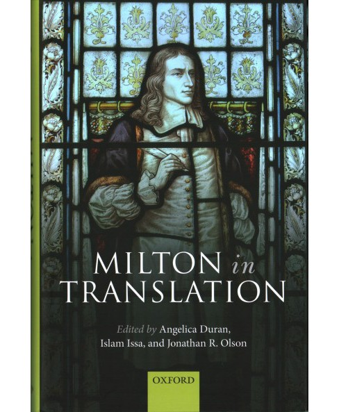Milton in Translation (Hardcover) - image 1 of 1