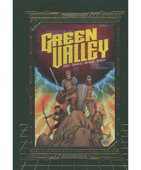 Green Valley (Hardcover) (Max Landis) - image 1 of 1